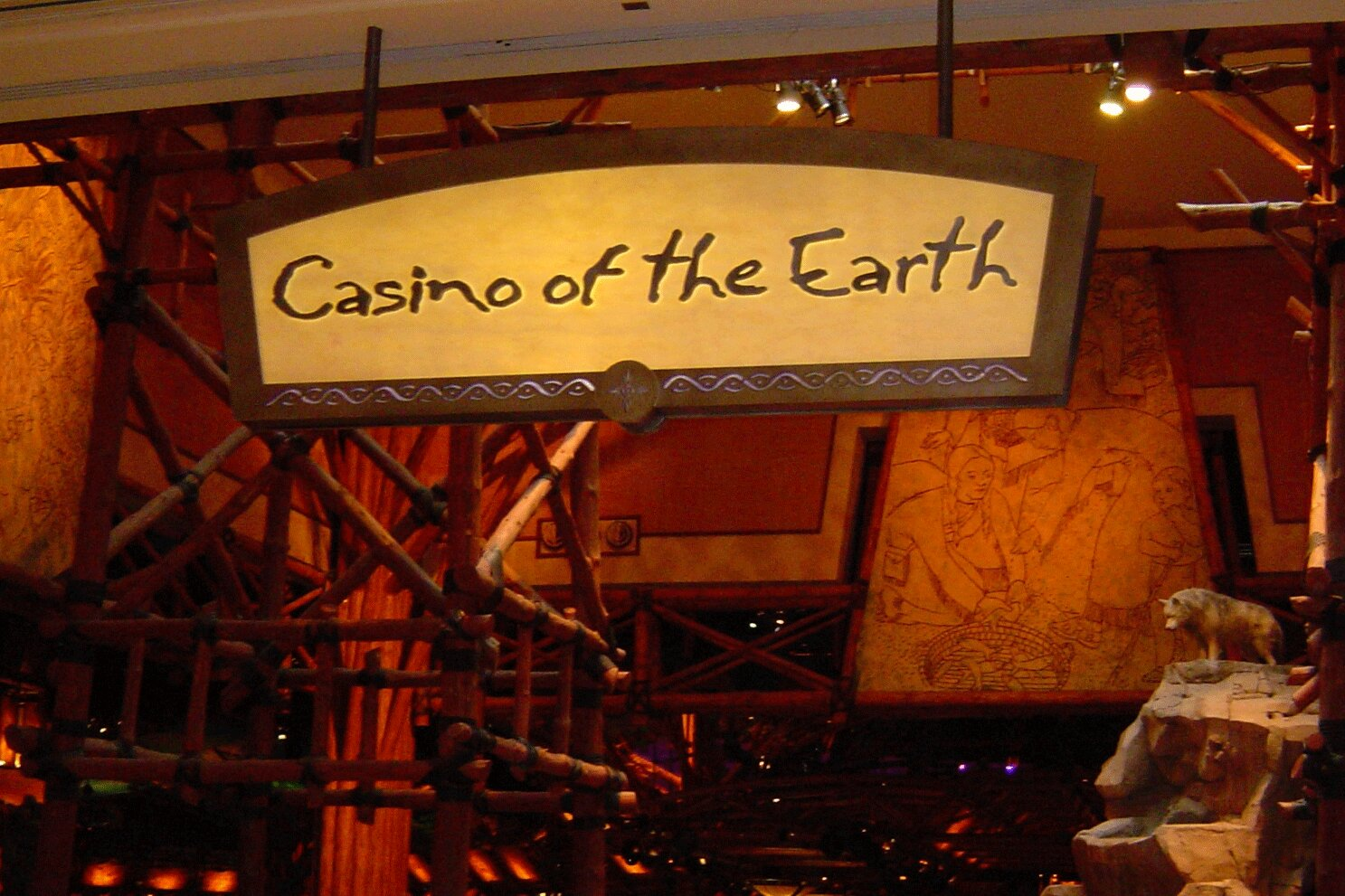 CASINO OF THE EARTH